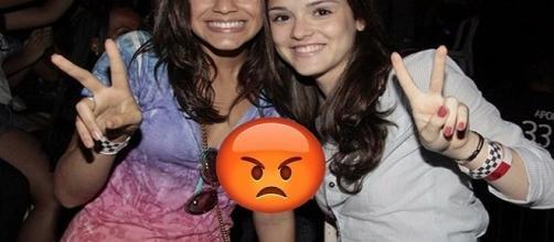 Isabelle Drummond e Bruna Marquezine não se batem