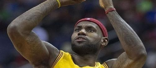 Lebron James (Credit: Keith Allison - wikimedia.org)