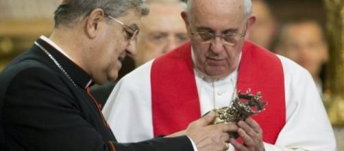 Miracles of the Church: Blood Miracle of St Januarius-Gennaro An ... - miraclesofthechurch.com