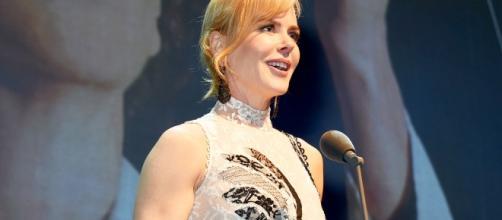 Nicole Kidman in splendida forma