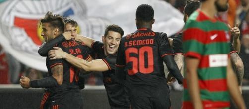 O Benfica procura mais uma vitória no Estádio da Luz