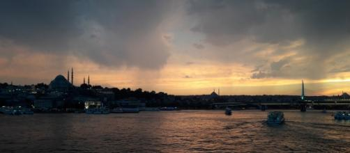 Réveillon #Istanbul - Image Pixabay