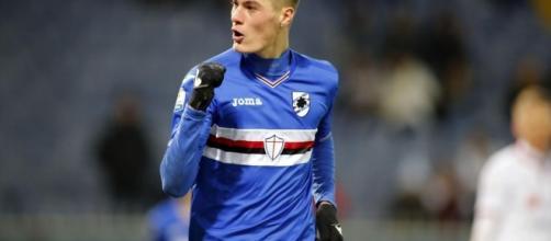 """Sampdoria, Giampaolo: """"Schick? Sarà un grande giocatore. Ha numeri ... - radiogoal24.it"""