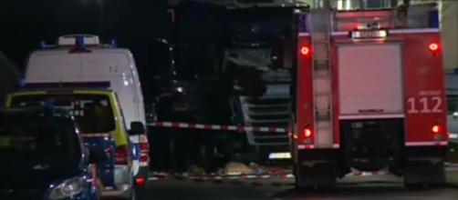 Un camión mata a 9 personas en Berlín