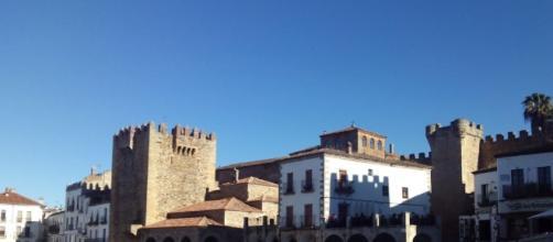 Una imagen de Cáceres (Extremadura)