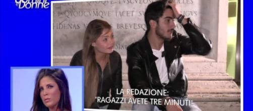 Uomini e donne gossip Riccardo e Camilla