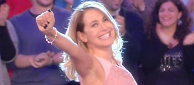 Barbara D'Urso sospeso Pomeririggio 5