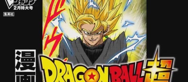Black y su versión manga del super saiyajin