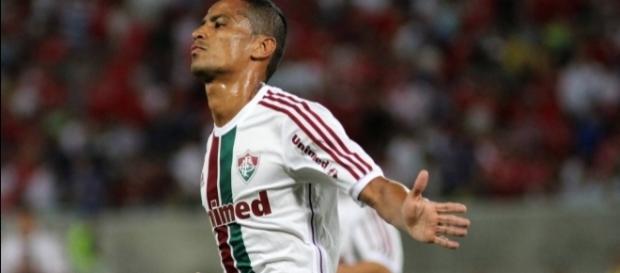 Cícero pode deixar o Fluminense e acertar com o São Paulo (Foto: Globo.com)