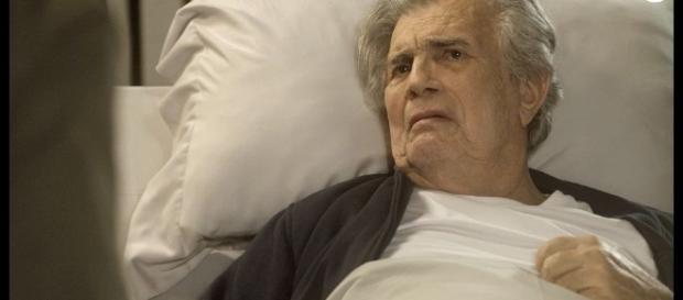 Fausto em 'A Lei do Amor' (Divulgação/Globo)