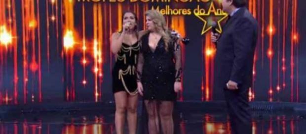 Fausto Silva é criticado por piada sem graça com Marília Mendonça