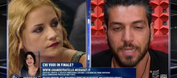 GF14 news: tutto l'amore di Lidia Vella per Alessandro Calabrese ... - ultimenotizieflash.com
