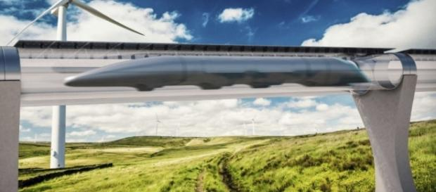 L'hyperloop, le train du futur ! - rcf.fr