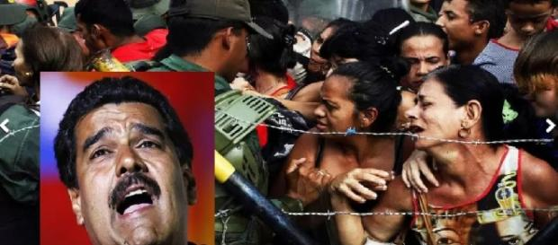 Maduro impede saída de brasileiros - Google