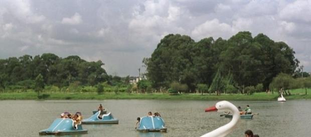 Parque Ecológico do Tietê: pedalinhos, churrasqueiras e trilhas