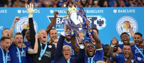 Leicester City wins the English Premier League - football-clubs ... - football-clubs-directory.com