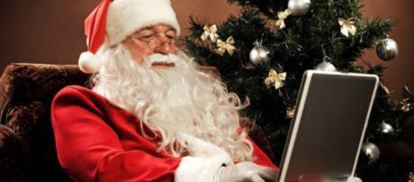 Per i bambiniBabbo Natale è per il simbolo delle festa