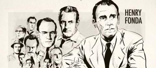 12 hombres sin piedad (1957), ranking #5 en IMDB