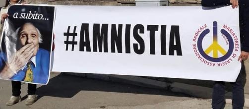 Amnistia e indulto, la lunga marcia dei radicali - foto foggiatoday.it