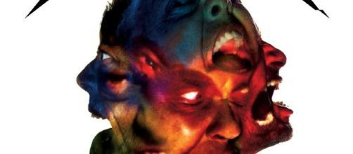 Álbum evoca fúria já na imagem da capa