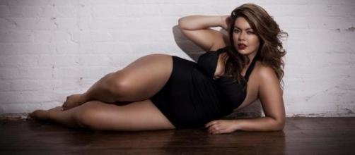 Fluvia Lacerda em 40 anos da revista masculina Playboy, será a primeira modelo PlusSize a posar nua.