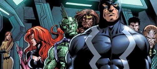 Inhumans: nueva serie de Marvel TV y ABC ya tiene fecha de estreno ... - peru.com