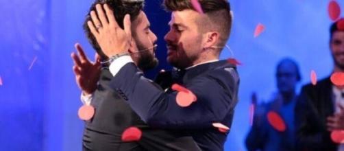 Nella foto Claudio e la sua scelta Mario
