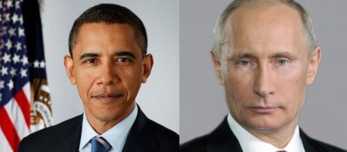Reading Faces - Barack Obama vs. Vladimir Putin - FaceReflect - facereflect.com