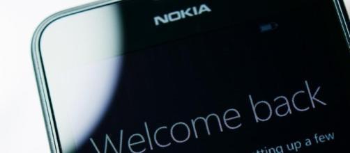 Smartphone Nokia con Android 2017