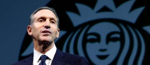 Starbucks CEO Schultz: Clinton 'needs to be' our next president ... - seattlepi.com