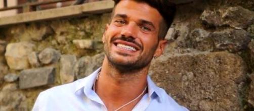 Uomini e Donne: la scelta di Claudio Sona