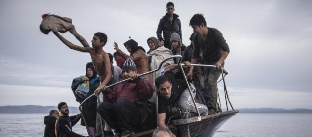 Informando sobre la crisis de los refugiados en Europa (Sergey Ponomarev, Word Press Photo 2016)