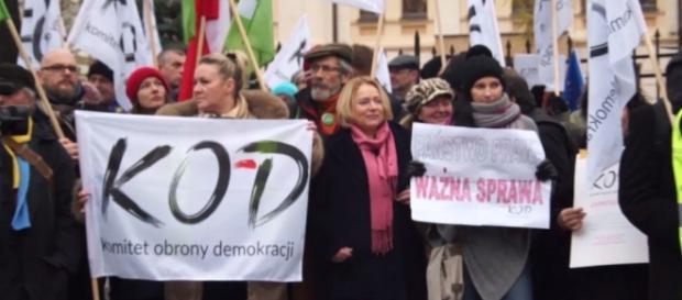 Kodziarze z Niemiec napisali donos na Polskę