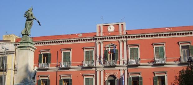 Palazzo San Carlo, comune di Pagani