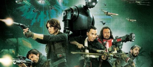 Rogue One: A Star Wars Story Review - HeyUGuys - heyuguys.com