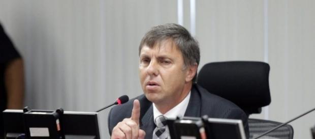 Ronaldo Piacente, presidente do Superior Tribunal de Justiça Desportiva