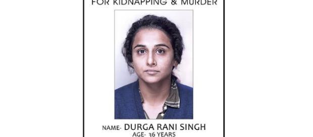 "Viday Balan rocks in ""Kahaani 2' as Durga ... - pressks.com"
