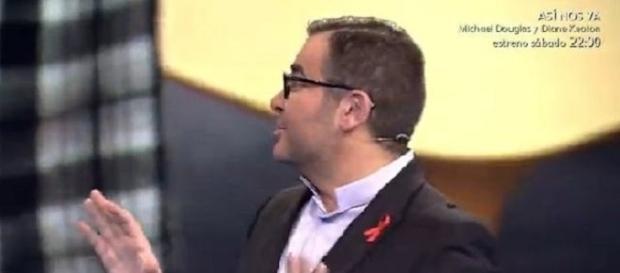 Viral en las redes Se cuela un audio de Jorge Javier Vázquez durante la publicidad de 'Gran Hermano'