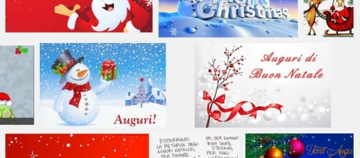 Foto Divertenti Di Buon Natale.Auguri Di Buon Natale Un Modo Simpatico E Divertente