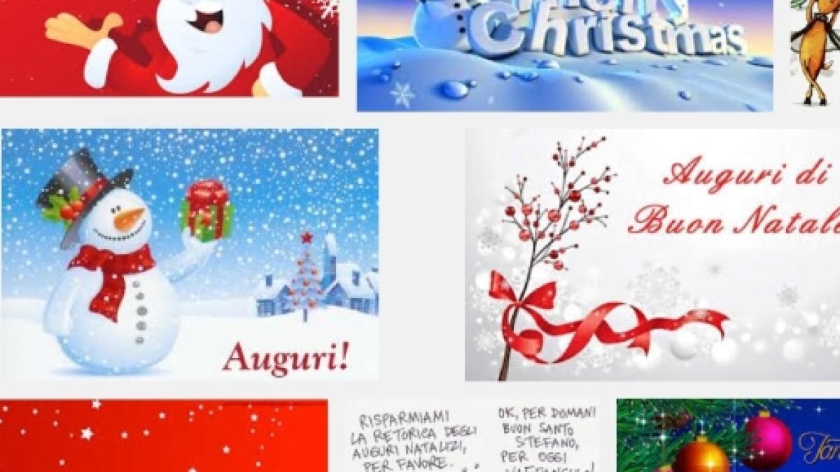 Buon Natale 105.Auguri Di Buon Natale Un Modo Simpatico E Divertente