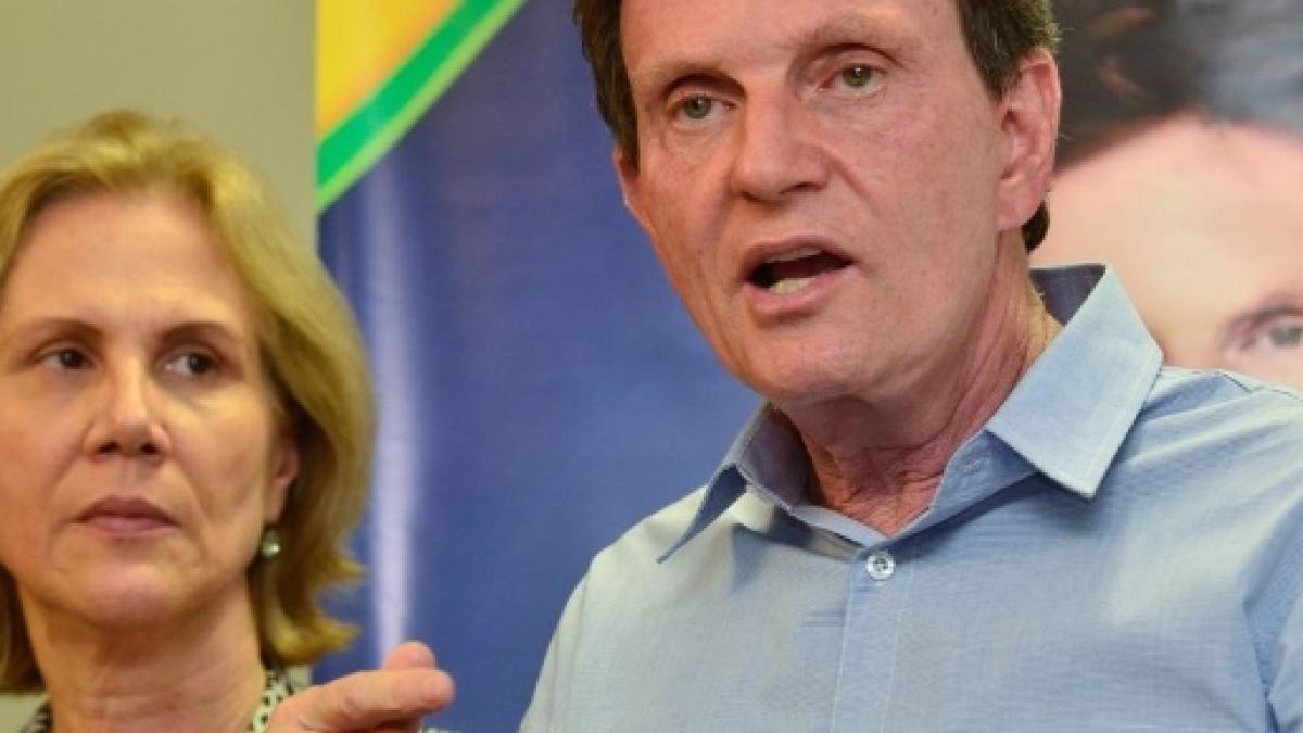 75150df769 Marcelo Crivella extingue secretaria do turismo e anuncia novos secretários