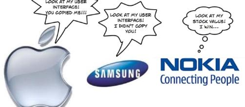 Apple denunciata da Nokia per aver violato diversi brevetti