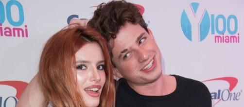 Bella Thorne and Charlie Puth fuel dating rumours as they kiss and ... - mirror.co.uk
