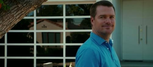 "Callen (Chris O'Donnell) in ""Sirens""/Photo via screencap, 'NCIS: LA'/CBS"