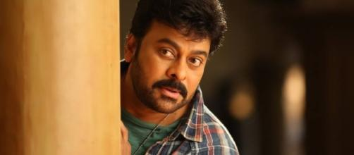 Chiranjeevi from Khaidi No 150 (Image source : Twitter/konidelapro)