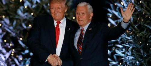 Donald Trump et Mike Pence sont donc investis président et vice-président des États-Unis
