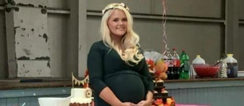 Photos! Corey & Miranda Simms Baby Shower and Name Reveal! | All ... - alltheteenmoms.net