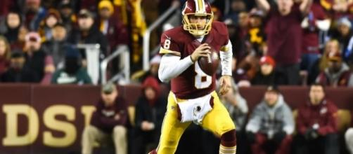 Redskins: Kirk Cousins named NFC Offensive Player of the Month - vivaloudoun.com