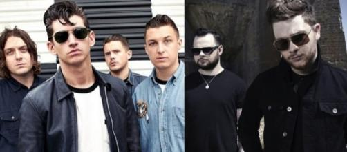 Royal Blood y Arctic Monkeys preparan sus nuevos materiales