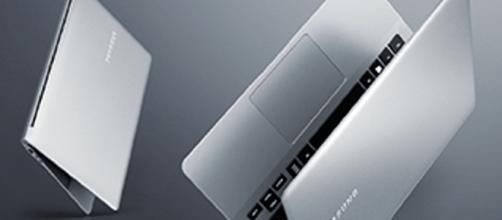 Samsung presenta la sua nuova linea di Notebook